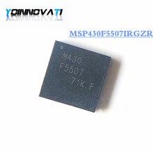 10 шт./лот MSP430F5507IRGZR MSP430F5507 5507 MCU 16 бит 32 КБ FLASH 48vqfn лучшее качество