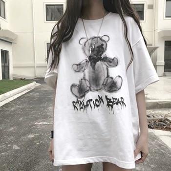 Radiation Bear Women's Clothing & Accessories Tops & Tees T-Shirts cb5feb1b7314637725a2e7: 1