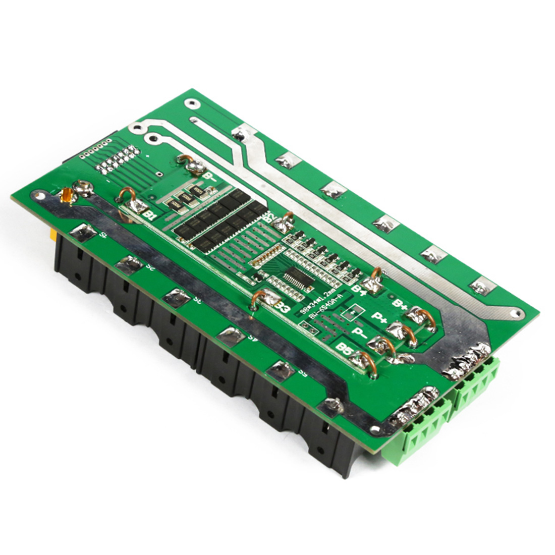 18650 Battery Box 6S Battery Pack Bms Battery Holder With Protective Board