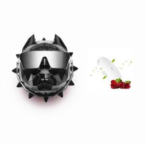 Image 4 - Bulldog Fashion Car Air Freshener Perfume Clip Fragrance Diffuser Auto Vents Scent Odor Freshener Perfume Interior Accessories