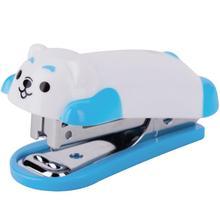 Stapler Mini Cartoon Dog Desktop Stapler Home Office Stationery with Staples Child Gift Office School Supplies