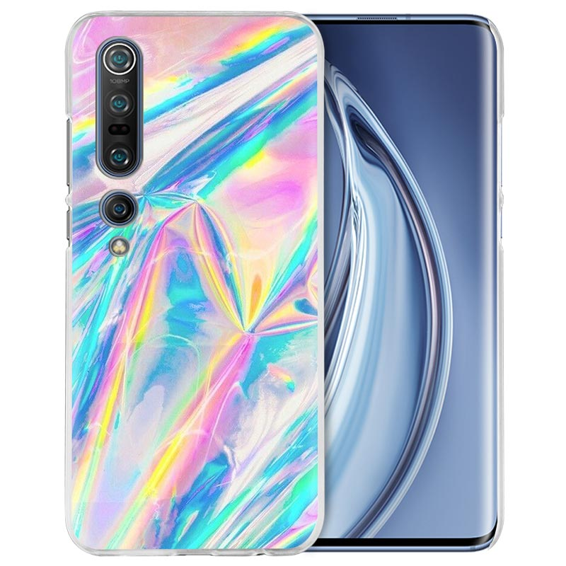 Marble Collage Print Case For Xiaomi Mi Note 10 Pro 9T 9 CC9 A3 A2 8 Lite 6X 10Youth 5G Poco X2 F1 F2pro Hard Coque Fall