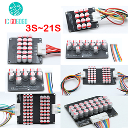 1A 3A 5A 6A Balance Li-ion Lifepo4 LTO Lithium Battery Active Equalizer Balancer Board Capacitor BMS 3S 4S 5S 7S 8S 10S 16S 20S