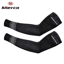 Mieyco Protective Arm Sleeve Bike Sport Fitness Arm Warmers Sleeves Cycling Sleeves Sun Protection Cycling Cuff Arm Cover
