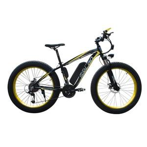 Image 3 - XDC600 SMLRO Newest Model electric bicycle 26*4.0 Inch 48V 350W Snowbike E Bike