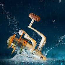 Spinning Fishing reel EF metal rocker fishing spinning wheel gear Boat Rock Wheel