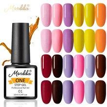 Гель-лак для ногтей MORDDA 10 мл, инструменты для маникюра, УФ-гель для покраски ногтей, удаляемый замачиванием, эмалированный гель для дизайна н...