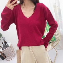 Cashmere Knitted Sweater Women Pullovers Turtleneck Autumn Winter Basic Sweaters Loose