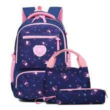 children school bags girls orthopedic school