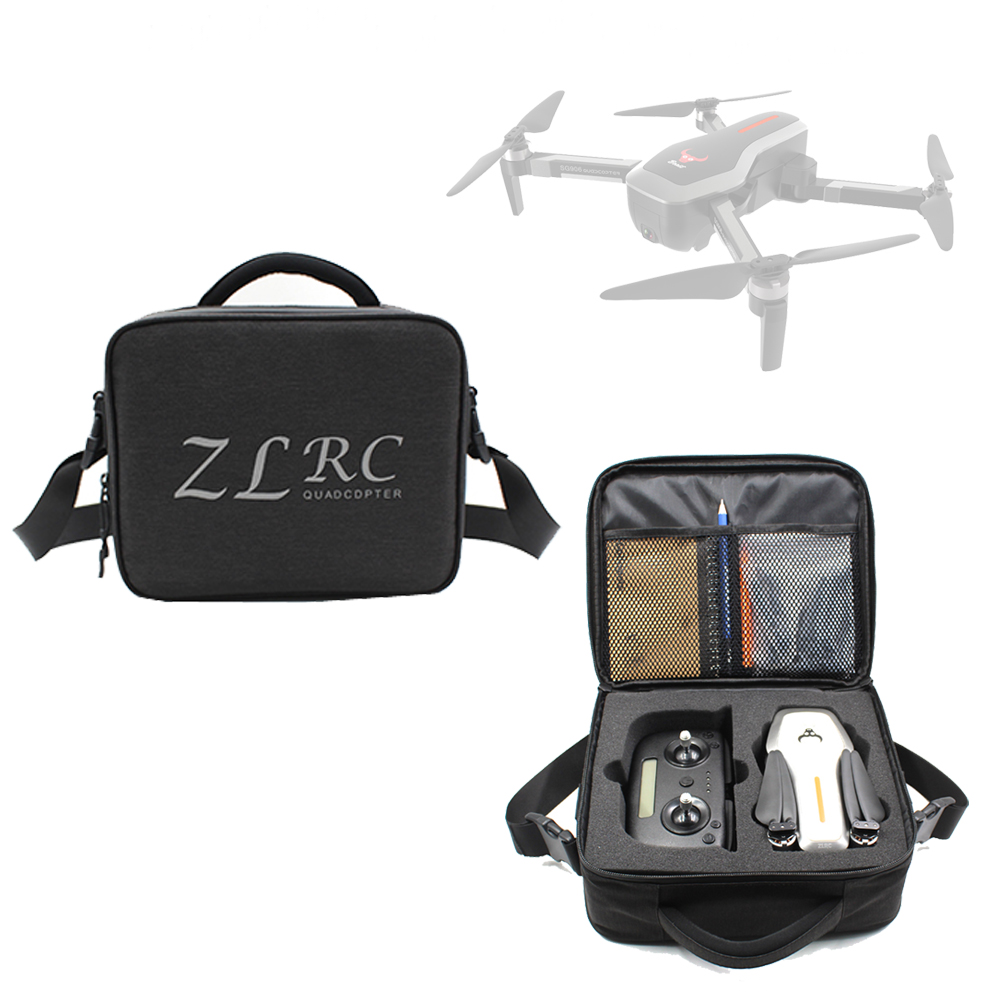 LAUMOX SG906 RC Drone Carrying Bag Spare Parts Portable Storage Bag Backpack Case Box For SG906 W10 Drone Quadcopter Brushless