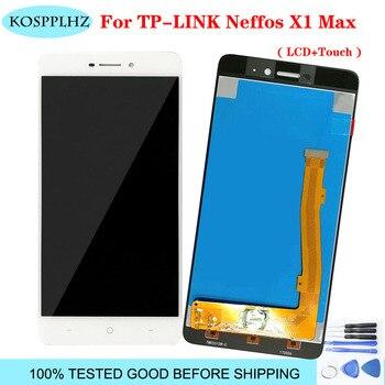 1920*1080 5.5 بوصة 100% اختبار LCD ل TP-Link Neffos X1 ماكس Tp903a شاشة الكريستال السائل وشاشة تعمل باللمس الجمعية TP903C + أدوات