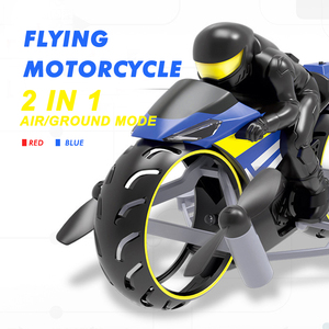 Rc Motorcycle 2in1 Land And Ai