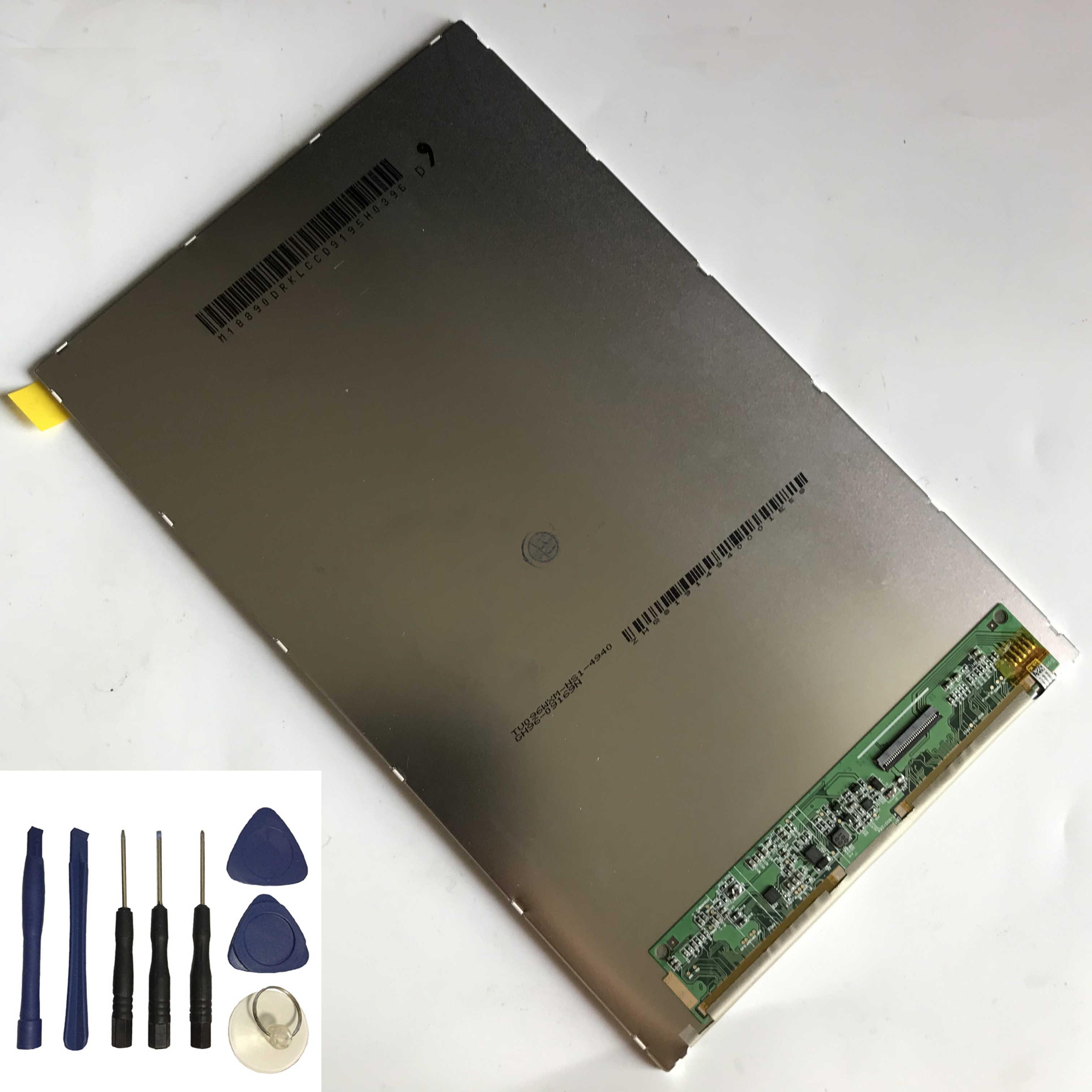 Dành Cho Samsung Galaxy Tab E 9.6 T560 T561 SM-T560 SM-T561 Bộ Số Hóa Màn Hình Cảm Ứng Cảm Biến + Màn Hình LCD Hiển Thị Bảng Điều Khiển Màn Hình Module + Dụng Cụ