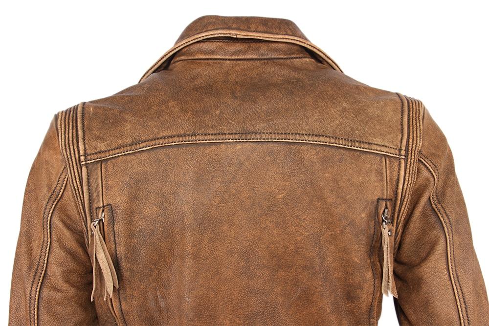 H3dd98fb06a9f478b89036aba17192110B Vintage Motorcycle Jacket Slim Fit Thick Men Leather Jacket 100% Cowhide Moto Biker Jacket Man Leather Coat Winter Warm M455