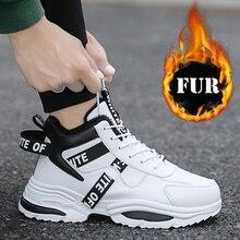 Men's Winter Shoes Brand Men Ca