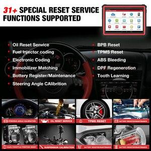 """Image 4 - 2021 Newest LAUNCH X431 pro3s+ 10.1"""" OBD2 Diagnostic Scanner Automotive Auto Diagnostic Tool Car Code Reader Scanner x431 V PLUS"""