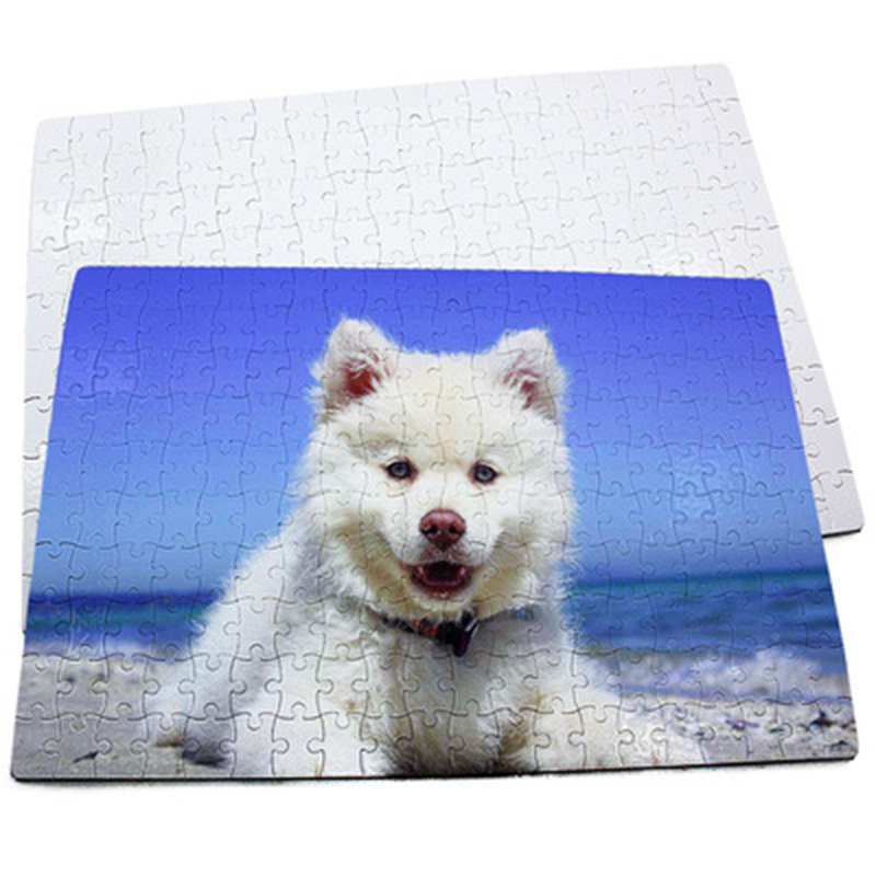 A4 Diy photo Thermal Transfer Paper Blank puzzle Printable Jigsaw Puzzle for printing