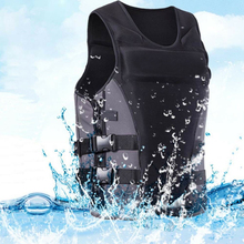 Adults Safety Premium Neoprene Surfing Diving Swimming Survival Vest Boating BHD2