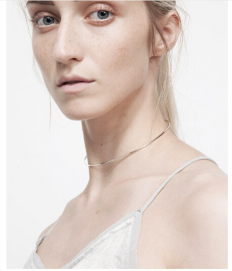 Hot Sales European And American Minimalist Style Very Jian Xi Neck Ring Versatile Necklace Yr069