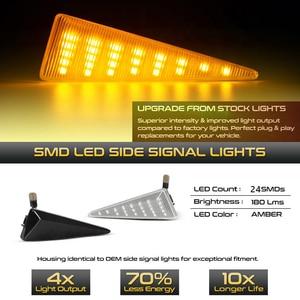 Image 3 - רכב צד מרקר הפעל אות מחוון LED דינמי אורות עבור רנו מגאן MK2 CC Espace MK4 סניק MK2 רוח Avantime תאליה 2