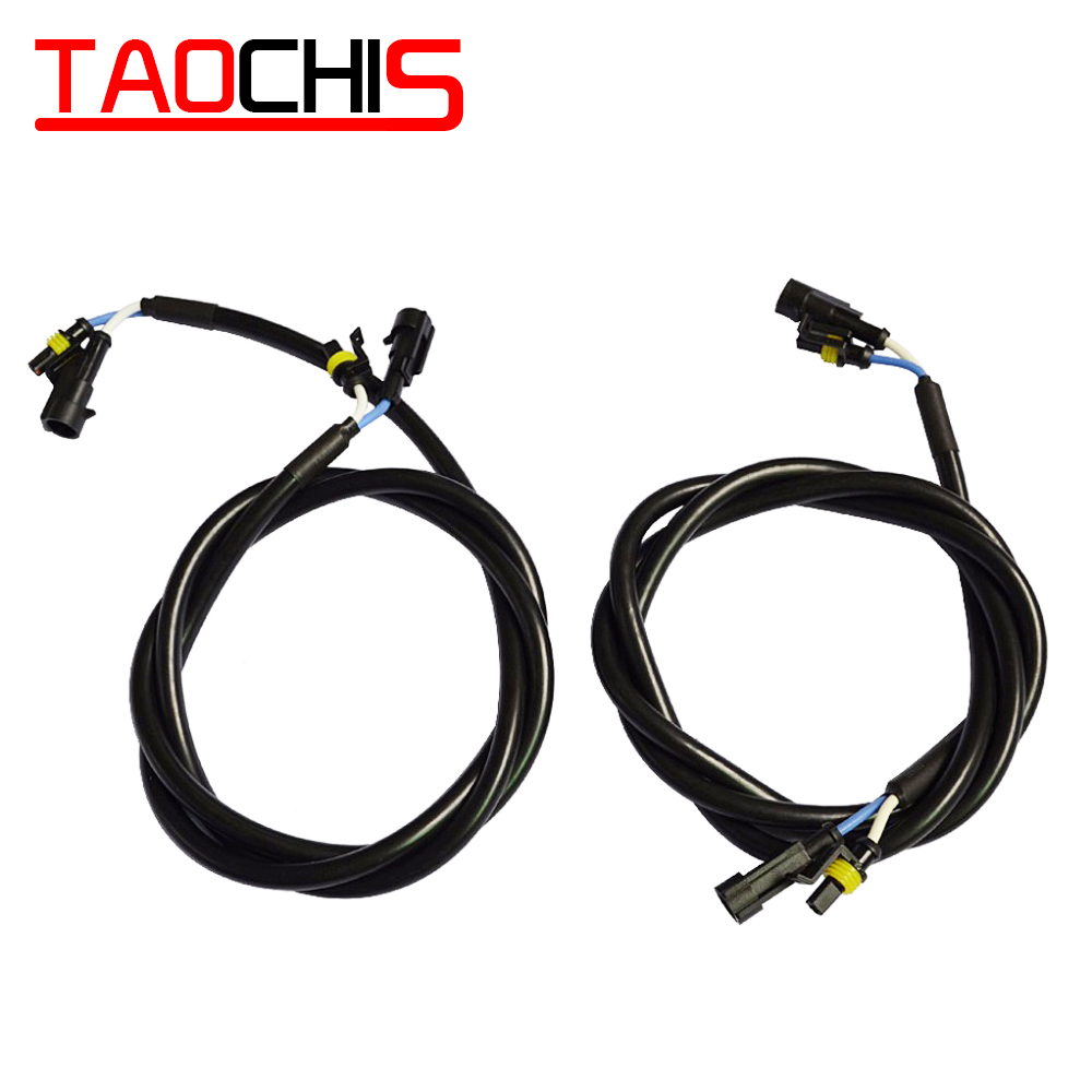 2pcs Taochis AMP Extension Cord High Voltage Extend Wire Cable for HID Xenon  Ballast Wiring Harness H1 H3 H4 H7 H8 H11 9005 9006|cable for|cable high  voltagecable voltage - AliExpress