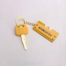 Для мини-экскаватора KOMATSU PC60 120 150 200-3/4/5/6 Аксессуары экскаватора Электрический дверной замок для ключей