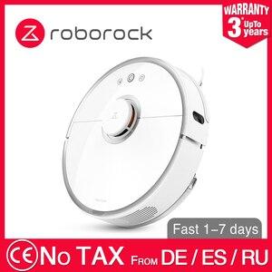 Image 1 - Nuevo 2019 Original CE Roborock S50 S55 Xiaomi MIJIA Robot aspirador hogar 2 WIFI Smart planeada lavado limpieza barrido mopa húmeda