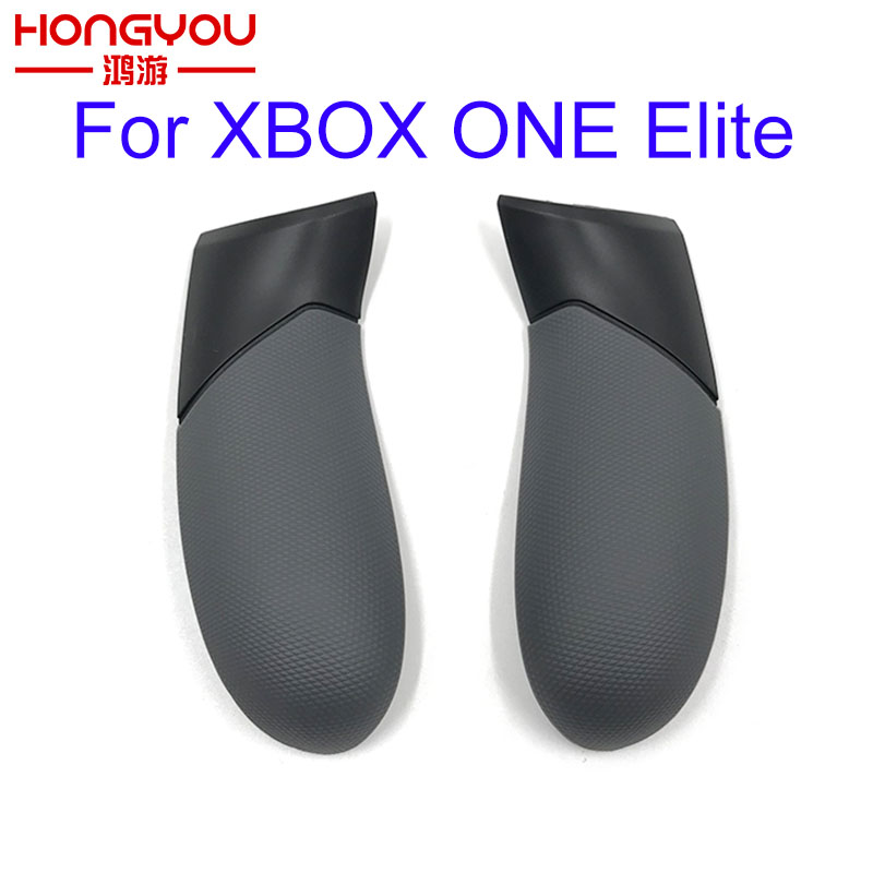 Replacement Parts Gamepad Controller Rubberised Grip Rear Handles For Xbox One Elite Controller Grip