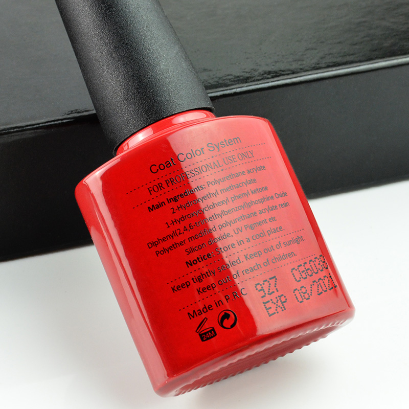 Venalisa nail Color GelPolish CANNI manicure Factory new products 7.5 ml Nail Lacquer Led&UV Soak off Color Gel Varnish lacquer 2