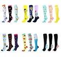 3 пары детских хлопковых утепленных колготок на компрессионные чулки Для мужчин Для женщин Для Мужчин велосипедные спортивные носки подход...