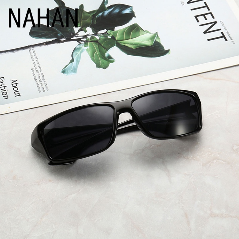 Sunglasses Polarized Night Vision Glasses Men Oculos Driver Yellow Driving Glasses Driving Night Light Goggles Shades Male