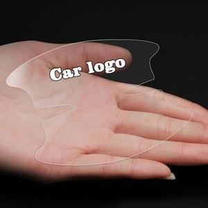 8 шт стайлинга автомобилей nti с защитой от царапин защитная пленка автомобильная ручка двери Чаша краска прозрачный стикер Авто аксессуары для Lada BMW VW