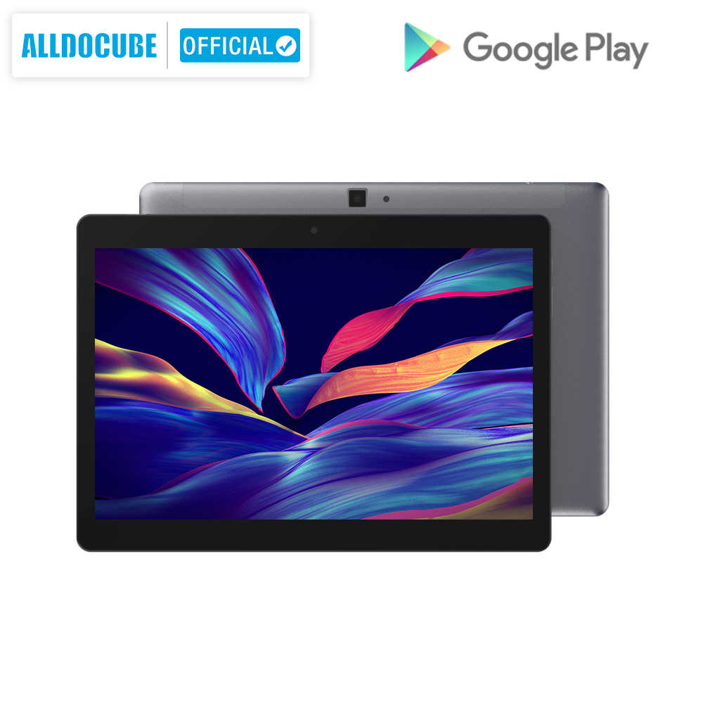 Alldocube M5XS 10.1 Inch 4G LTE Tablet Android MTKX27 10 Inti Panggilan Telepon Tablet PC 1920*1200 FHD ips 3GB RAM 32GB ROM GPS