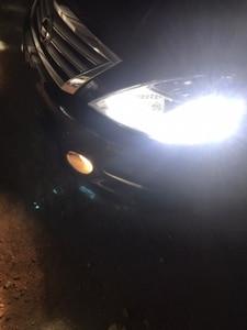Image 5 - Infitary 2 個cspチップ車のヘッドライト電球H7 led H4 H1 H3 H8 H27 880 9005 9006 9007 72 ワット 12000LM自動ヘッドランプ 6500 18k 12 220vライト