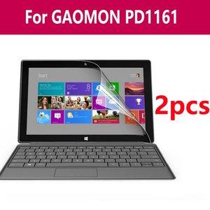 Прозрачная мягкая защитная пленка из ТПУ с нано-покрытием для ноутбука Microsoft Surface Book Hd пленка для планшетов Gaomon Pd1161