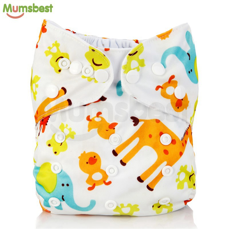 Washable Eco-friendly Diaper Cover Wrap Washable Diapers Couches Lavables Baby Nappy Reusable Nappy Baby Pocket Cloth Diapers