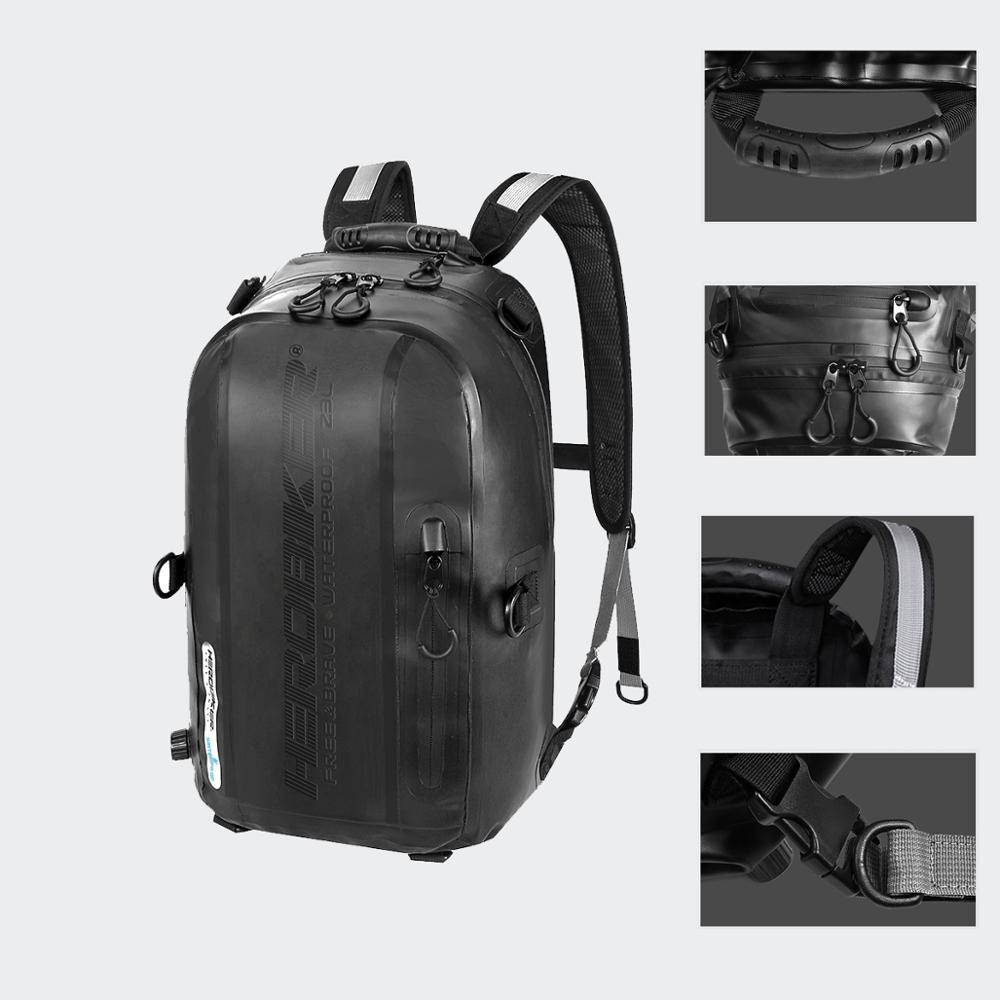 Men/women motorcycle bag waterproof large capacity motocross backpack riding travel luggage moto fuel tank bag outdoor backpack