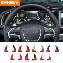 Внутренняя формовка shineka для dodge challenger автомобильные