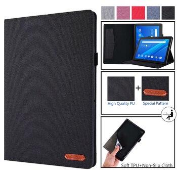 Чехол-книжка для Lenovo Tab E10, 10,1 дюйма, с магнитной застежкой, для планшета E10, E, 10, X104, X104F, E10, 2019