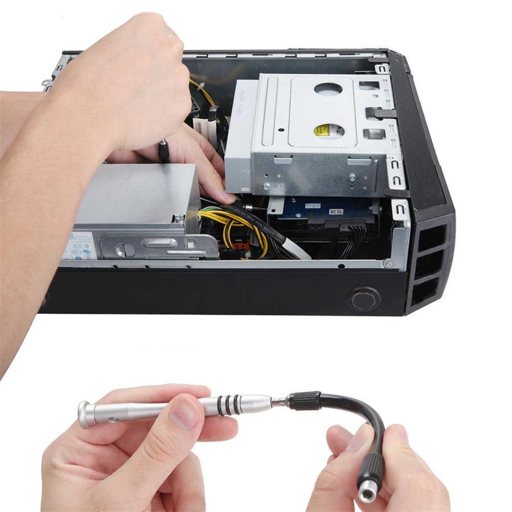 60 в 1 Набор Магнитных отверток электронный прецизионный Torx Набор отверток многофункциональные сборные Инструменты для ремонта телефона планшета