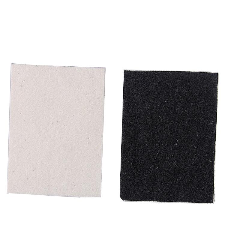 100mm*75mm*8mm Slef Adhesive Wool Felt Polishing Sheet