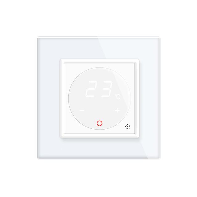 Termostato Inteligente de Control de Temperatura