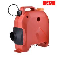 12V 24V 5000W Auto Car Parking Heater Air Diesels Heater For Trucks Caravans Camping Cars