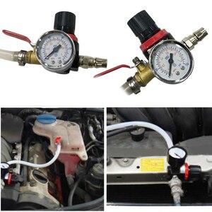 Image 5 - Car Cooling Radiator Pressure Tester Water Tank Detector Checker Tool Repair Kit