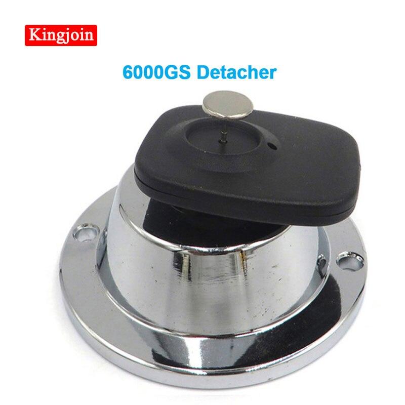 6000GS Security Tag Remover Magnet Detacher Alarm Ontkoppelaar Detacher EAS Magnet Tag Remover Removedor De Pelo Da Roupa