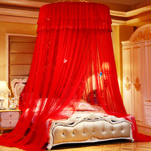 The new palace landing mosquito nets free dome mosquito nets, ceiling mosquito nets, princess bed curtains