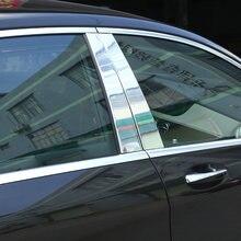Автомобильные аксессуары оконная отделка для mercedes benz w221