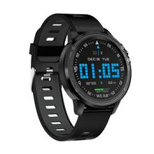 L&PC L8 Full Round Touch Screen Sport Smartwatch Long Time Standby Smart