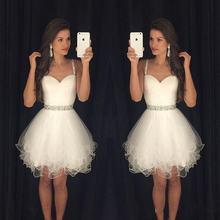 Платье для выпускного бала коктейльное платье с рюшами и бисером