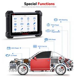 Image 3 - Autel MaxiCOM MK908 (MS908, Version améliorée), outil de Diagnostic automobile, Scanner OBD2, codage decu (même fonction que MS908)